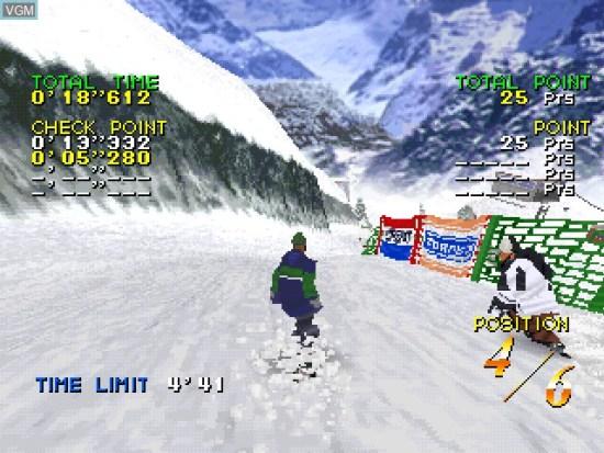 Freestyle Boardin' '99