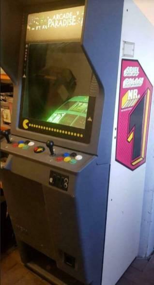 Das NSM Arcade-Gehäuse