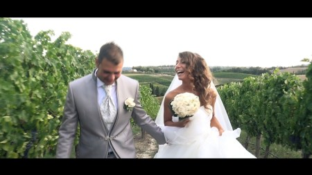 video matrimonio empoli - esterna in campagna
