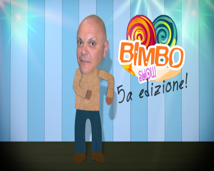 bimbo show screenshot francesco