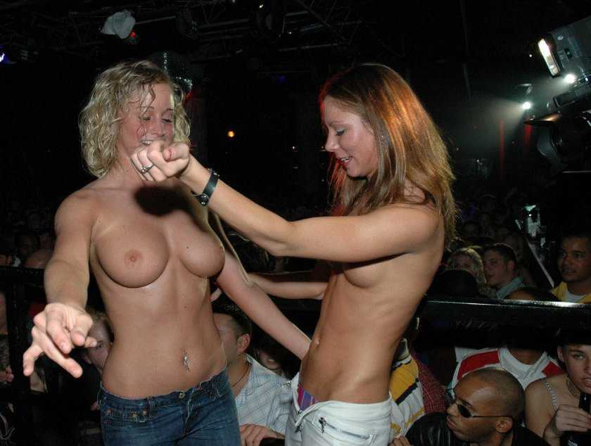 Drunk Girl Party Blowjob