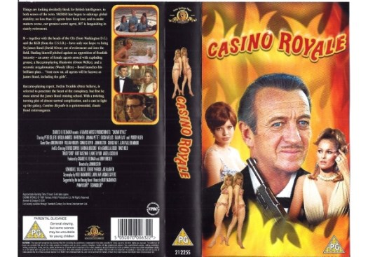 Casino Royale (1967)on MGM Home Entertainment (United ...