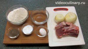 Узбекские жареные пельмени – рецепт Видео Кулинарии