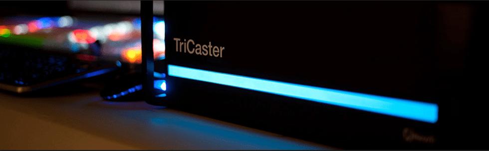 TriCaster-8000 México
