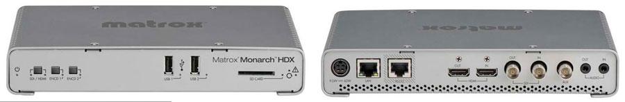 matrox-monarch-hdx-videodepot-mexico