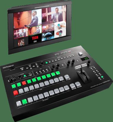 Roland V-800HDMK2 Mezclador de video multiformato