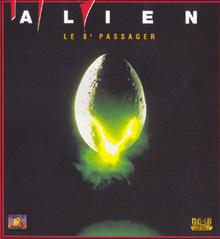 Alien, le 8ème passager