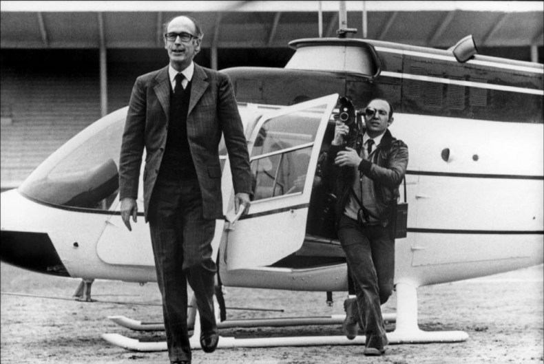 1974, une partie de campagne – Raymond Depardon