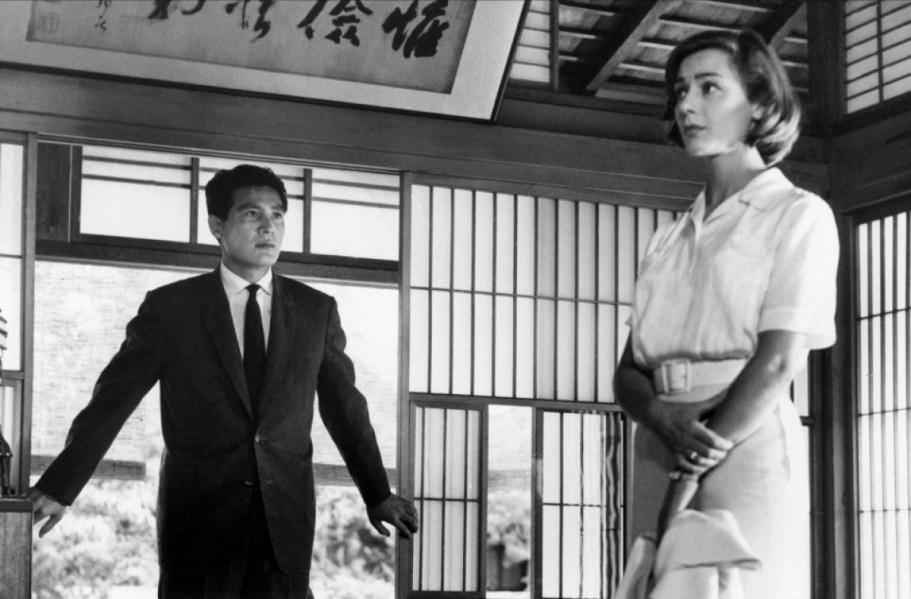 Hiroshima mon amour – Alain Resnais