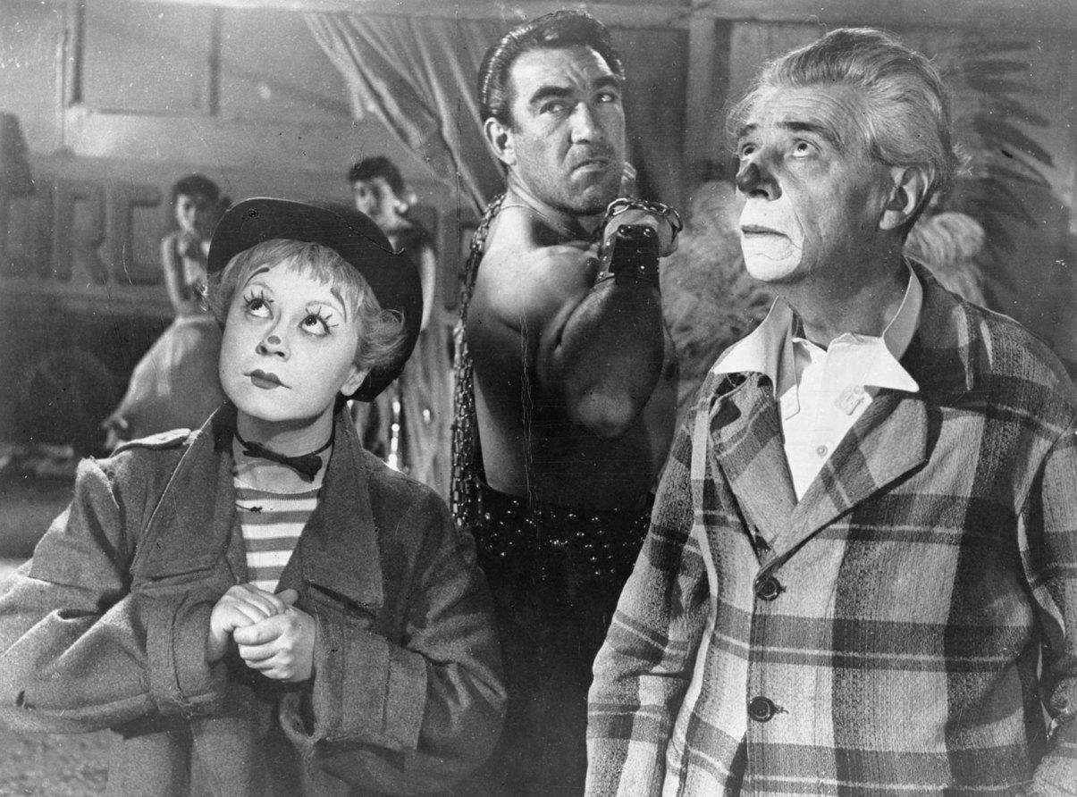 La strada – Federico Fellini