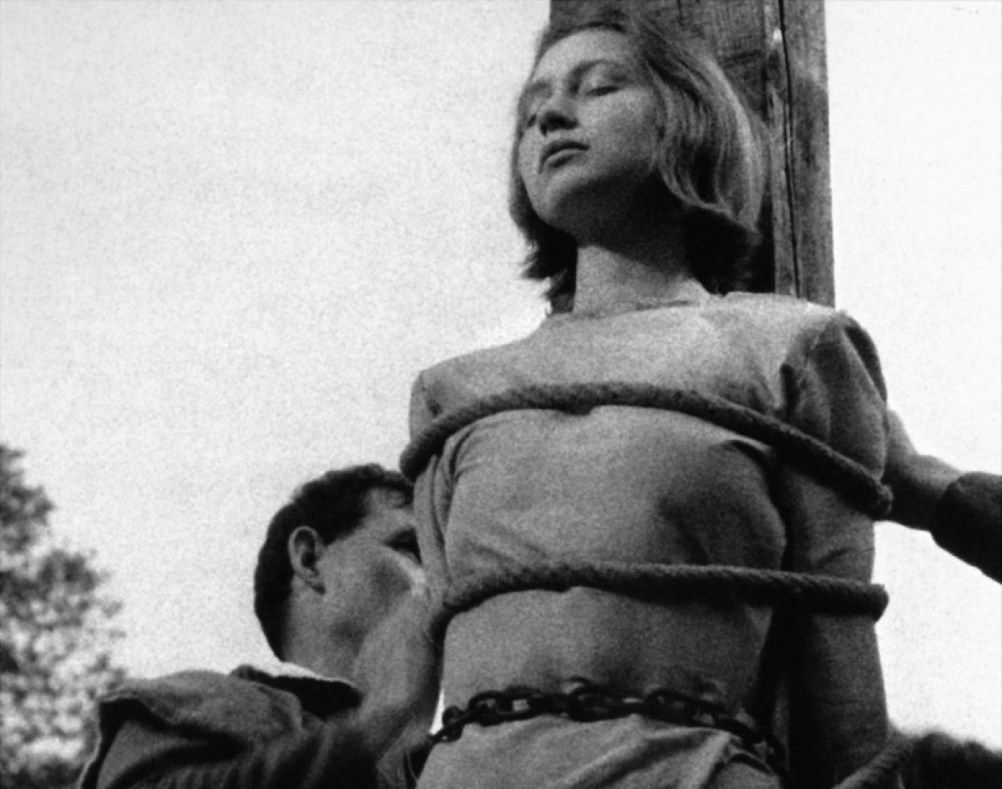 Le procès de Jeanne d'Arc – Robert Bresson