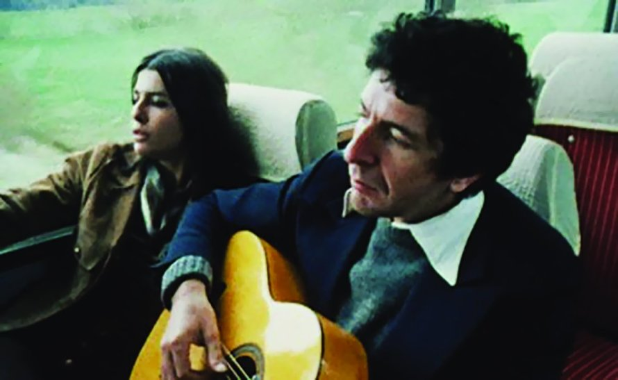 Leonard Cohen, bird on a wire – Tony Palmer