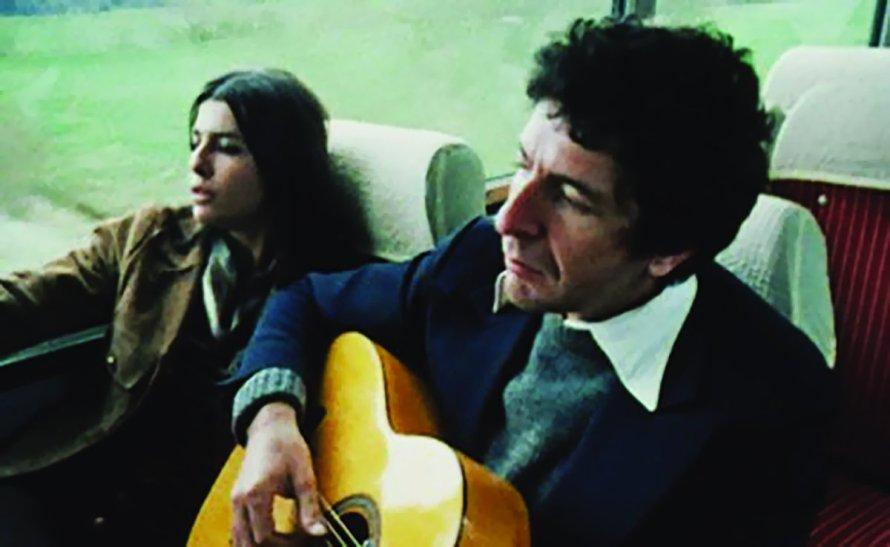 Leonard Cohen, bird on a wire – Tony Palmer