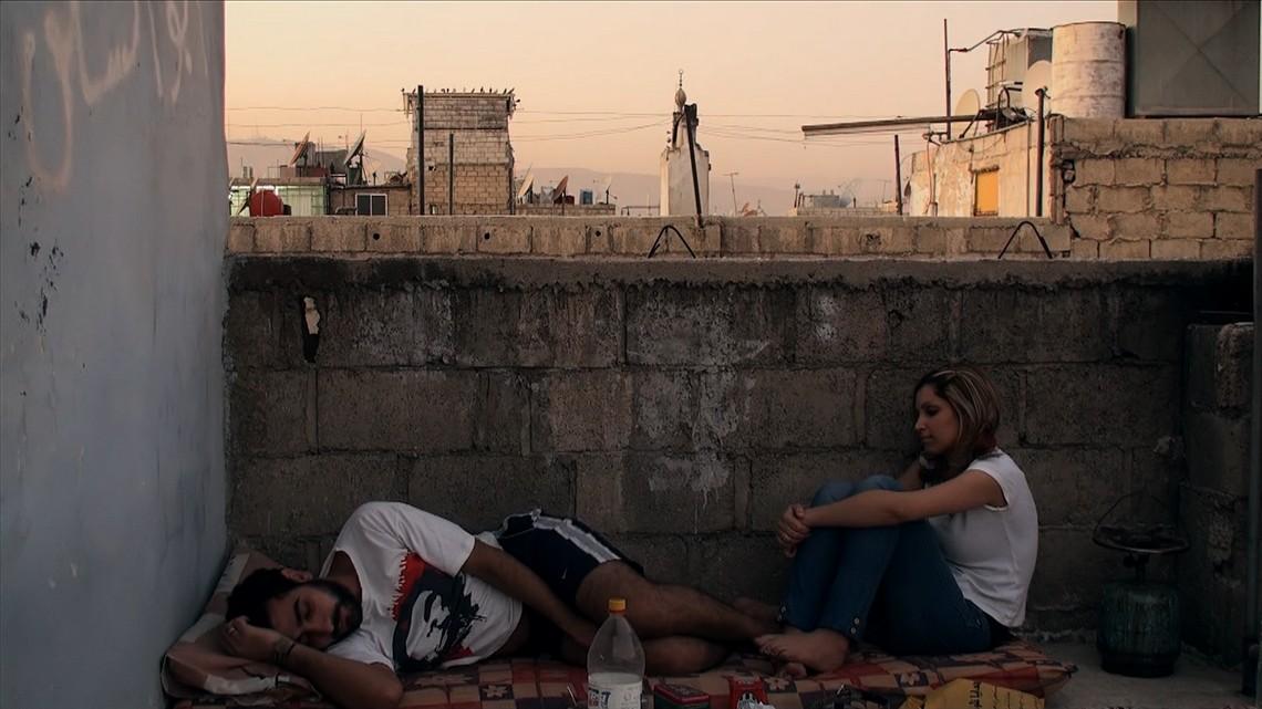 Les chebabs de Yarmouk – Axel Salvatori-Sinz
