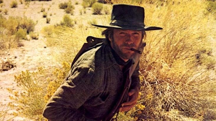 L'homme des hautes plaines – Clint Eastwood