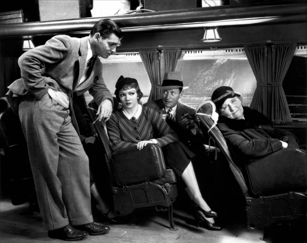 New York Miami – Frank Capra