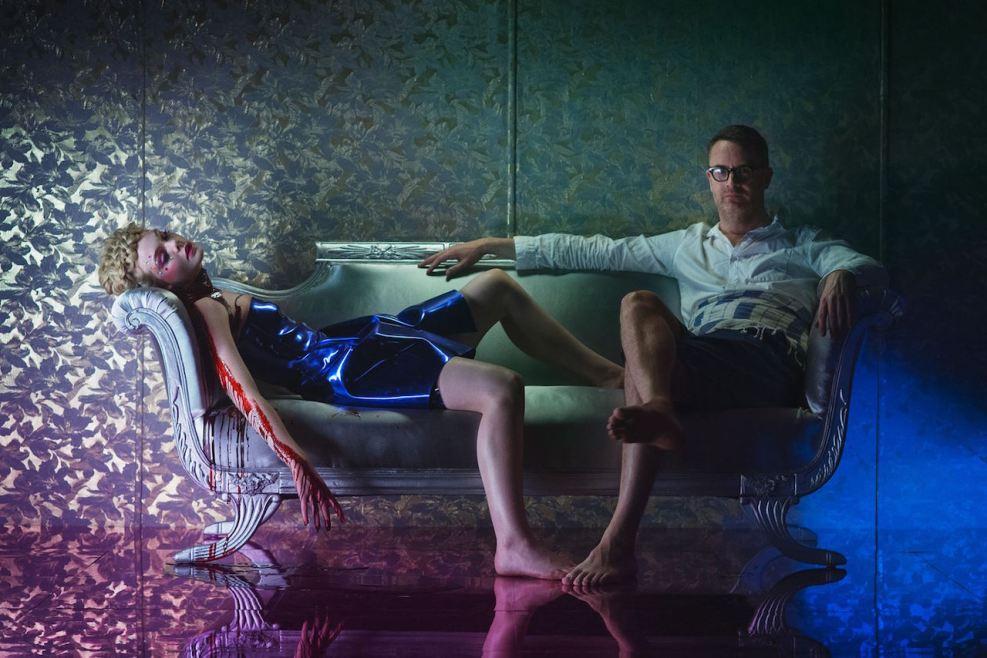 The neon demon – Nicolas Winding Refn