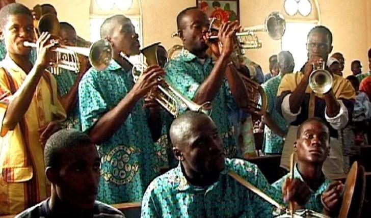 Une fanfare africaine – Hugo Zemp