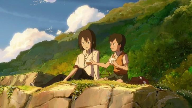 Voyage vers Agartha – Makoto Shinkai