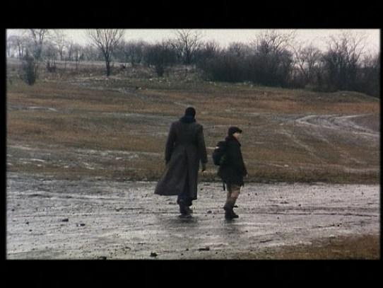 Walk the walk – Robert Kramer