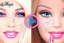 makeup barbie