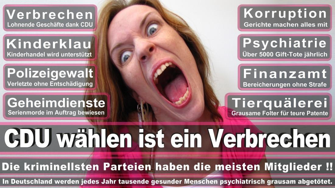 Mauersberger, Corinna Düsseldorf Bad Harzburger Straße Christlich Demokratische Union Auszubildende Deutschlands (CDU) Düsseldorf