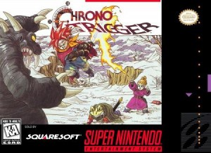 Chrono Trigger for the Super Nintendo Entertainment System (SNES)