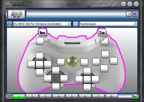 Beat PC gamepad problems with Xpadder ...