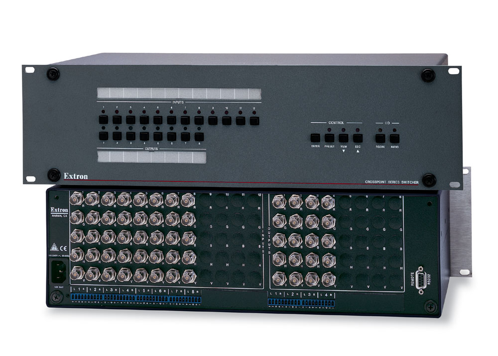 Extron CrossPoint 300 1212 Matrix Switcher Driver for Mac