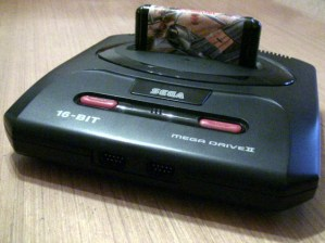 Sega Megadrive/Genesis Mark 2 Switchless Region Free Mod