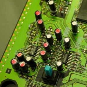 Sega Megadrive Capacitor Replacement Service