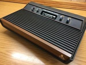 Atari 2600 – RGB modded