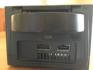 Gamecube GCDual HDMI and analogue video mod (reserve list only)