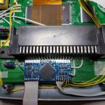 SEGA Game Gear Controller port mod