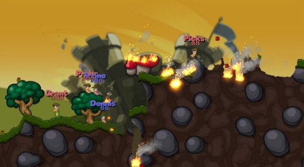 You can even add hats to Worms! Heres hoping for a beer hat for the redneck voice.