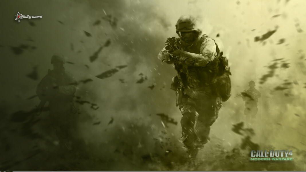 Call of Duty 4: Modern Warfare announced for Wii two years late.