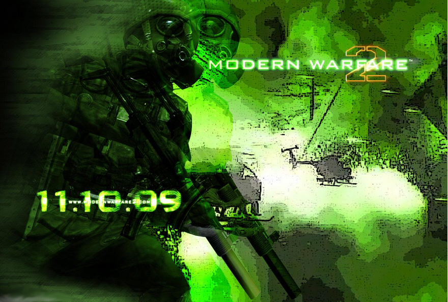Call of Duty: Modern Warfare 2 downloadable content to consist out of 2 map