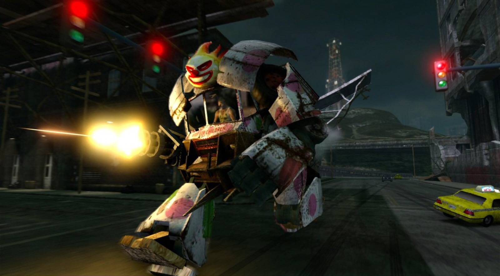 Twisted Metal 2012 Release Date Announced PS3