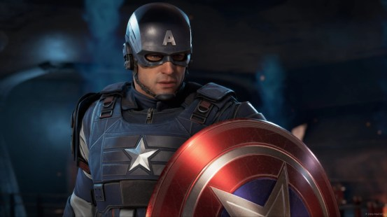 Marvel's Avengers seem to have graphics modes on the PS5, but not the Xbox