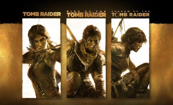 Tomb Raider Definitive Survivor
