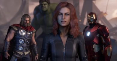 Marvel Avengers gameplay