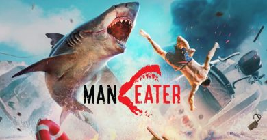 Maneater shark rpg