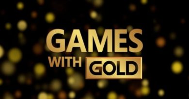 Games with Gold for october