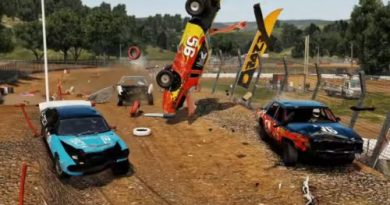 Wreckfest fall update
