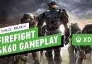 Halo Reach firefight gameplay