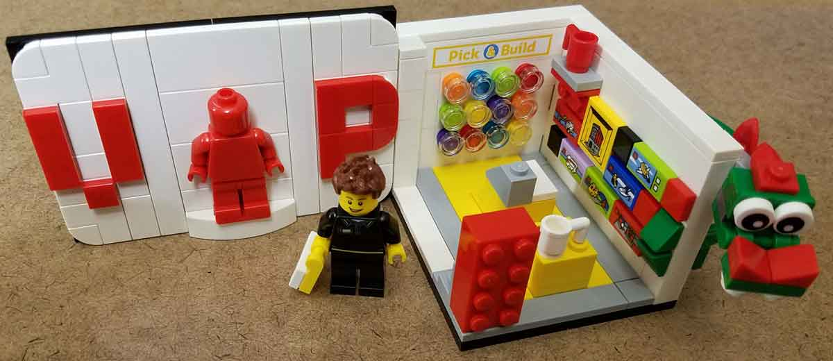 REVIEW  40178 LEGO VIP SET   Video Gaming Dad REVIEW  40178 LEGO VIP SET
