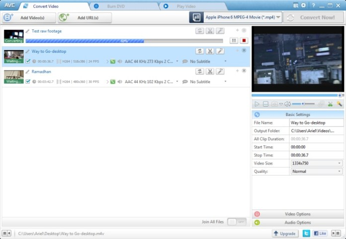 Резултат слика за Any Video Converter Free