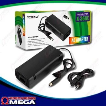 adaptador corriente xbox 360 e