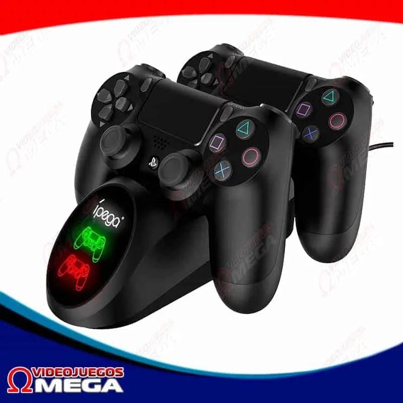 Base de Carga para Control PS4
