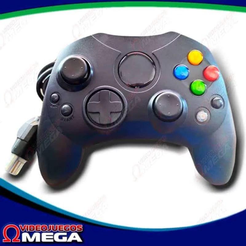 Control Xbox Clasica
